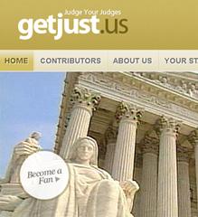 A Website to Judge Judges
