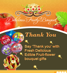 Delicious Fruity Bouquet