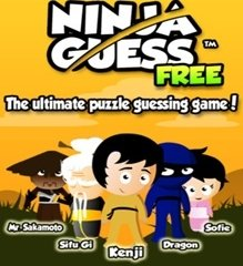 Ninja Guess – An   iPhone/iPad/Android/Facebook   Game
