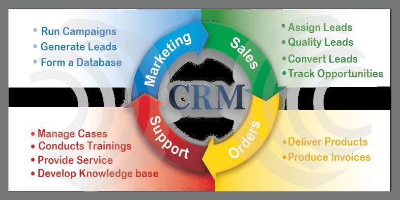 CRM-development