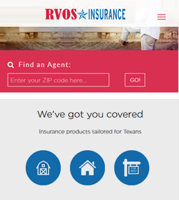 To Develop a Drupal 8 Website for a Mutual Insurance Company – RVOS