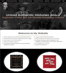 Creating a Responsive Design for a Personal Website of a Fiction Writer
