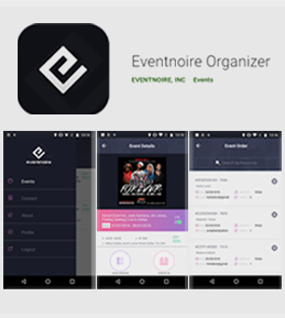 Hybrid App Development for Event Industry in USA – Eventnoire Organizer