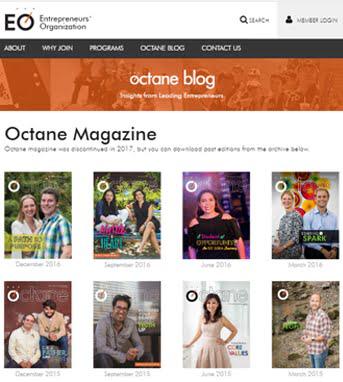 website development education EO