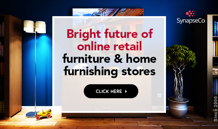 Bright future of online retail furniture & home furnishing stores