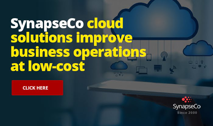 SynapseCo cloud solutions improve businesss operations at low-cost